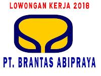 Lowongann Kerja PT. Brantas Abipraya Persero Maret dan April 2018