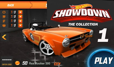 Hot Wheels Showdown v1.2.10 Mod Apk (Unlimited Money)