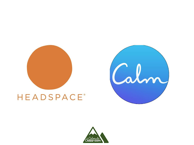 Meditation Apps - Headspace & Calm