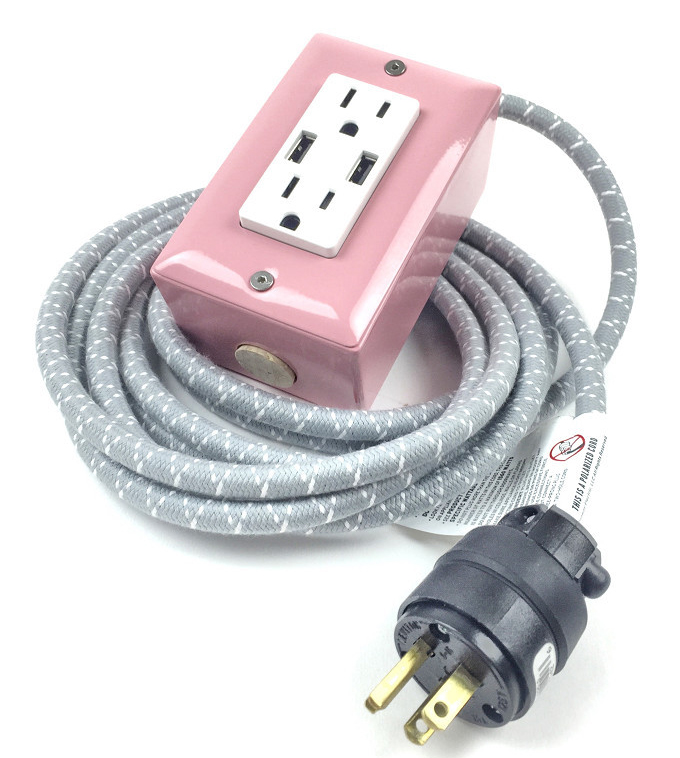 Perfect Cool Modern Outlet Power Extension Cords