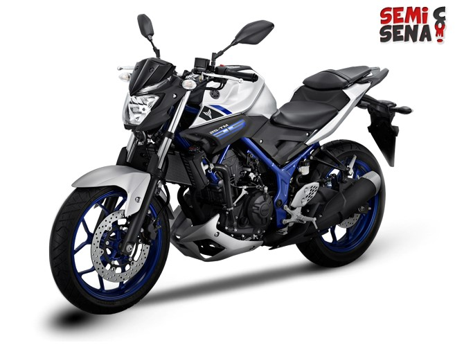 VIDEO: Yamaha MT-25 launched in Indonesia at 46 million
