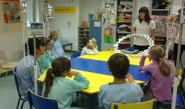 aulas hospitalarias