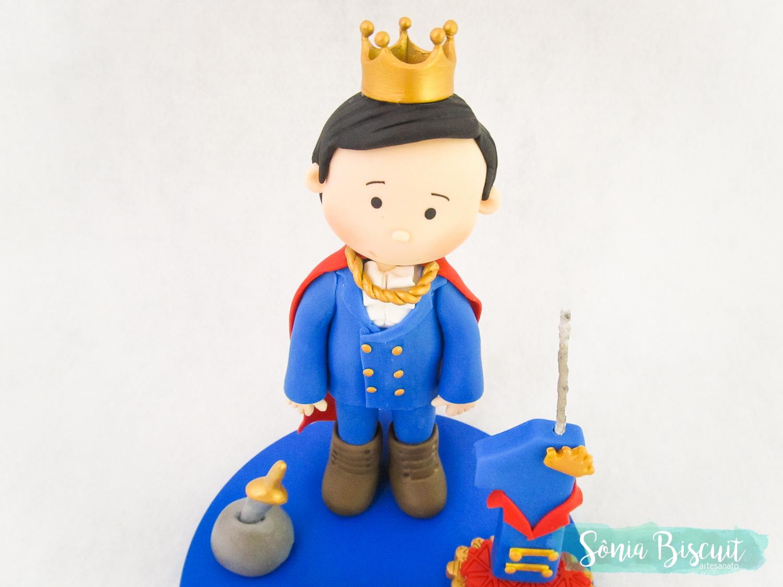 Sonia Biscuit, Biscuit, Topo de Bolo, Rei, Principe, Rei Arthur