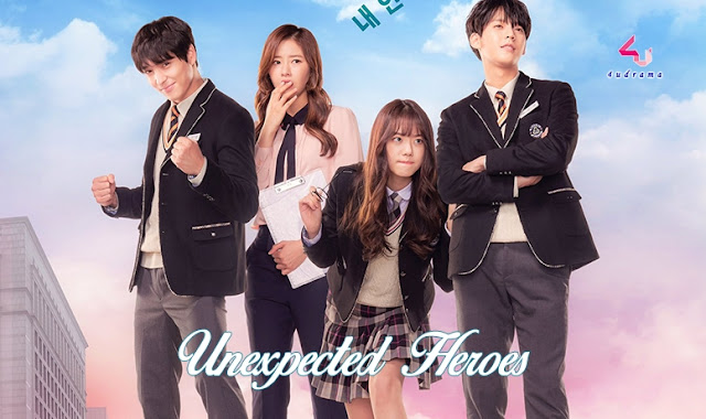 Download Drama Korea Unexpected Heroes Batch Subtitle Indonesia