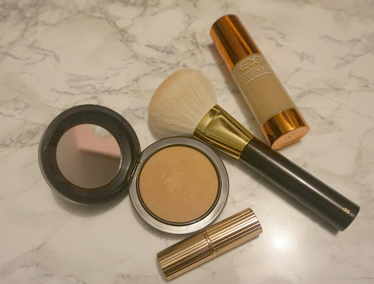 What I'm Currently Loving ¦ Mac Mineralize Skin Finish Powder¦ BEST POWDER FOR ASIAN TANNED SKIN!