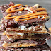 Caramel Coconut Pecan Cracker Toffee Recipe