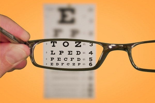 Eye Disease: Low Vision