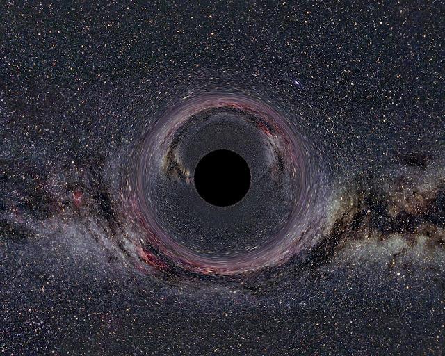 lubang hitam atau black hole