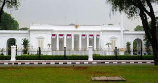 Istana Kepresidenan Pindah?