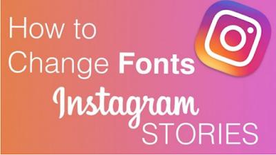 Cara Mengubah Font di Instagram Stories, Begini Caranya