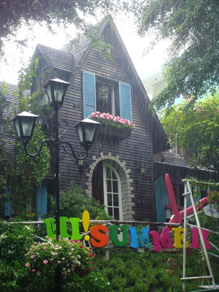 10 quán cafe biệt thự sân vườn đẹp như mơ ở nam s7g