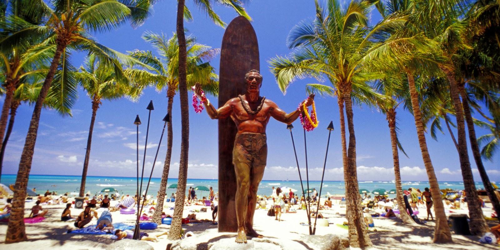 Hale Ku'ai Aloha 96815: Duke Kahanamoku Beach Challange