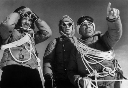 Dev Dağ K2'ye Tırmanan İlk Adamlar: Lino Lacedelli ve Achille Compagnoni