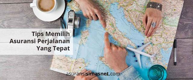 4 Jaminan Utama Menggunakan Asuransi Perjalanan Simasnet