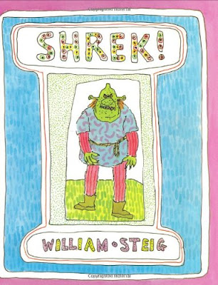 Shrek! part of William Steig book review collection