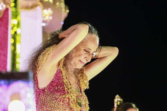 IMPRENSA: Bethânia dá entrevista ao O Globo
