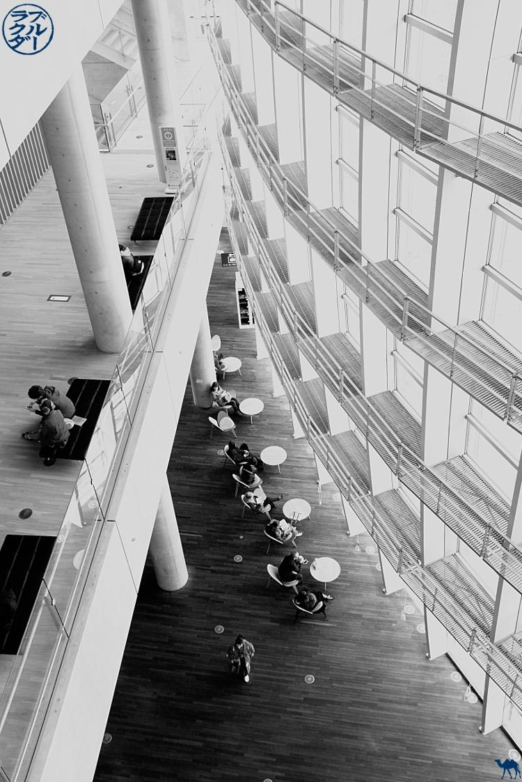 Le Chameau Bleu - Blog Voyage Japon Que faire à Tokyo - Centre National d'Art à Roppongi