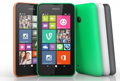 Nokia Resmi Umumkan Lumia 530 dan Lumia 530 Dual SIM