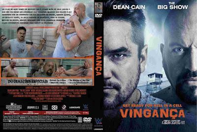 Filme Vingança (Vendetta) 2015 DVD Capa