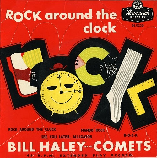 Bill Haley - R-O-C-K (20 Original Hits)