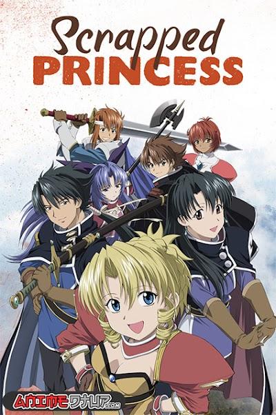 Scrapped Princess (05/24) [Castellano/Ingles/Japones] [BDrip 1080p]