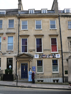 Jane Austen Centre, 40 Gay Street, Bath
