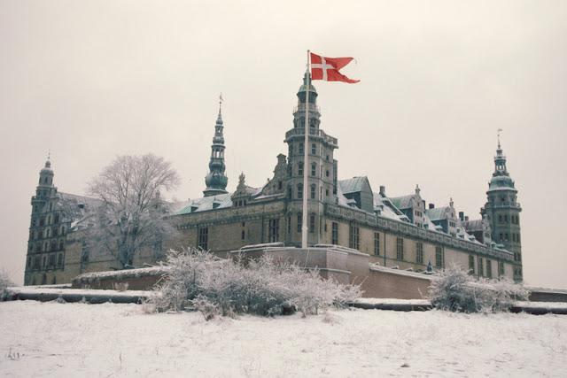 bate-voltas a partir de Copenhagen - castelo Kronborg, em Helsingør