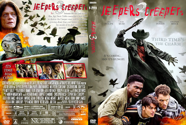 Jeepers Creepers 3 DVD Cover