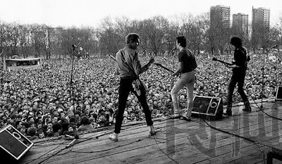 Rock against Racism, Leeds, 1981.