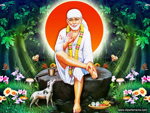 Shirdi Sai Baba Images in HD