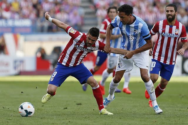 Malaga vs Atletico Madrid