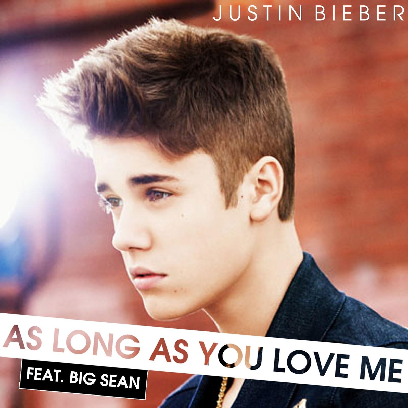 Justin Bieber Ft Big Sean As Long As You Love Me Guitar Chords