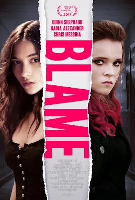 Blame 2017 DVD R1 NTSC Sub