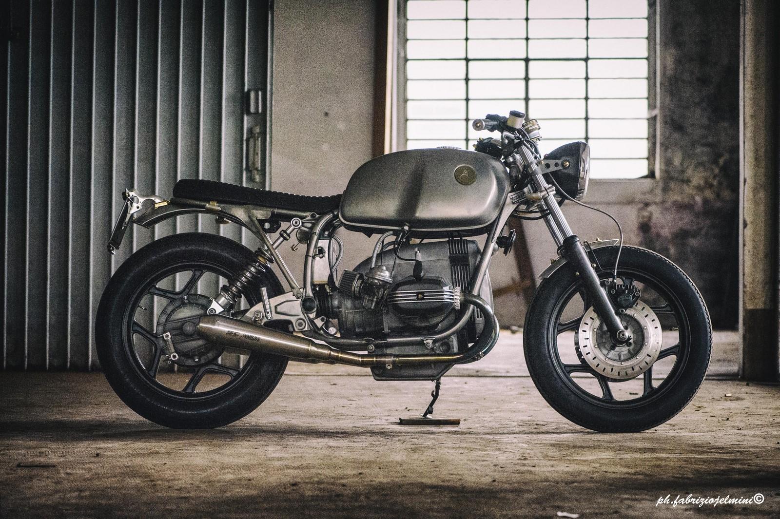 pourtant pas vulgaire professionnel de premier plan plus bas rabais Moto Sumisura LKN21 - RocketGarage - Cafe Racer Magazine