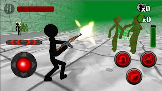 Download Gratis Stickman vs Zombies 3D App