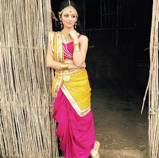 Foto Kajol Srivastava Pemeran Devi Serial Ashoka Samrat