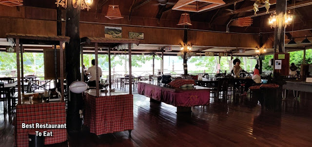 Myne Resort Bilit Sandakan Kinabatangan - Cafe