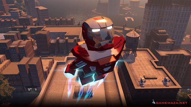 LEGO Marvel's Avengers Gameplay Screenshot 3