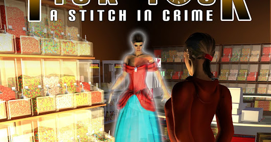 Book Release: TICK TOCK: A STITCH IN CRIME!