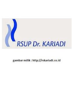 Lowongan Kerja RS Karyadi Semarang
