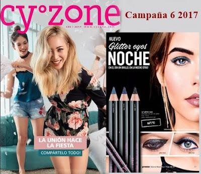 catalogo cyzone delineado de ojos c-6-2017
