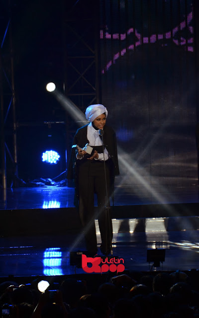 Mizz Nina, The Shout Awards 2013
