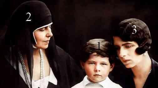 famille royale de Roumanie