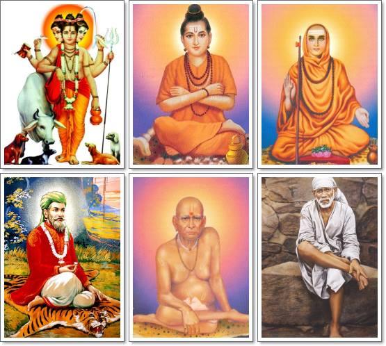 Dwarakamai Sai: AVATARS OF LORD SRI DATTATREYA......