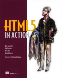 HTML5 In Action Pdf Book By Rob Crowther, Joe Lennon, Ash Blue & Greg Wanish