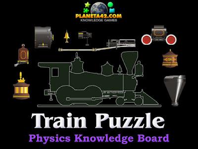 Train Parts Puzzle