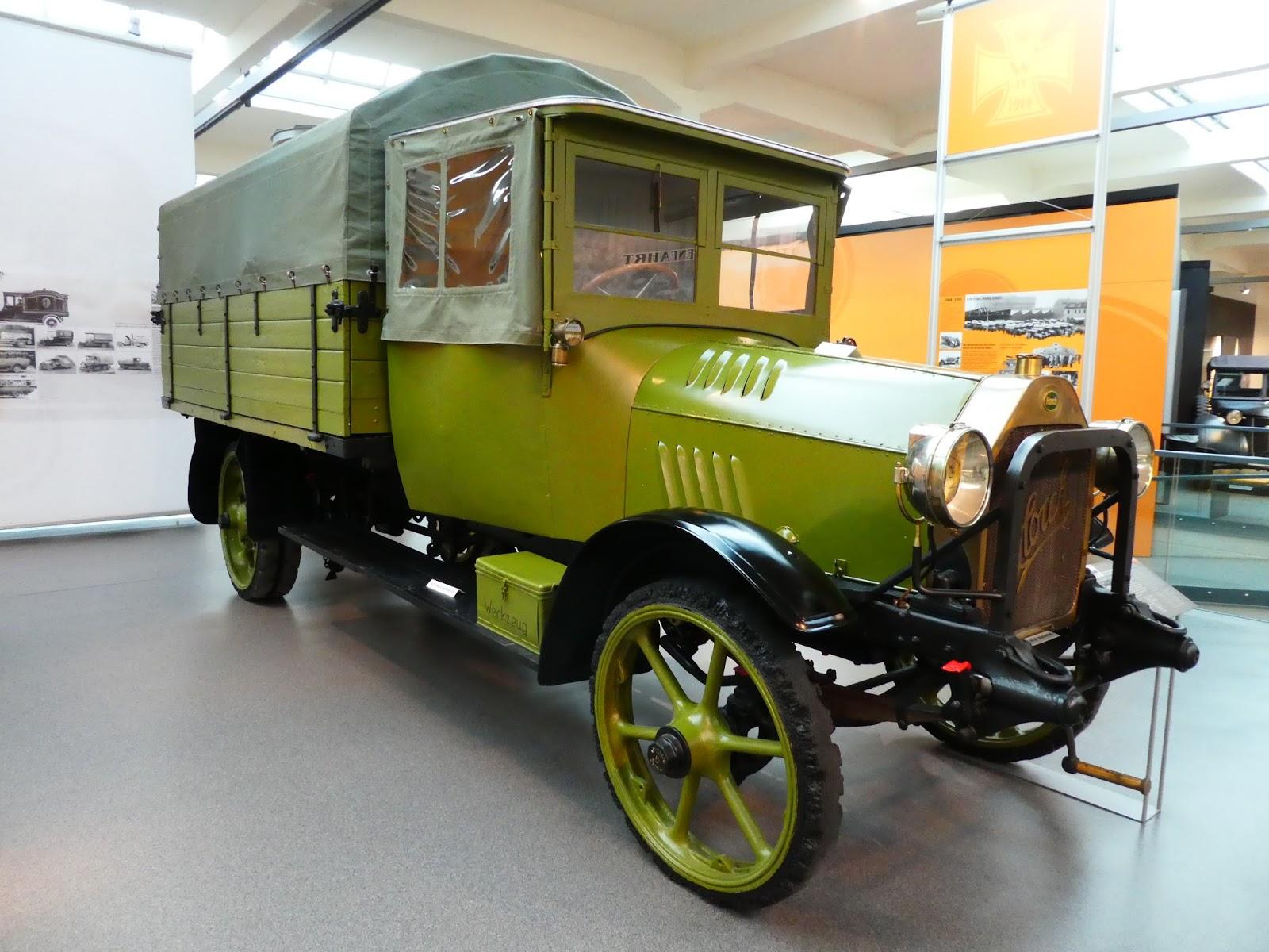DKW Auto-Union Project: August Horch Museum, Chemnitz