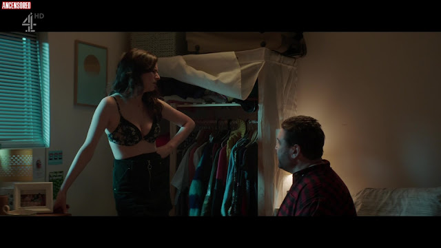 Aisling Bea topless