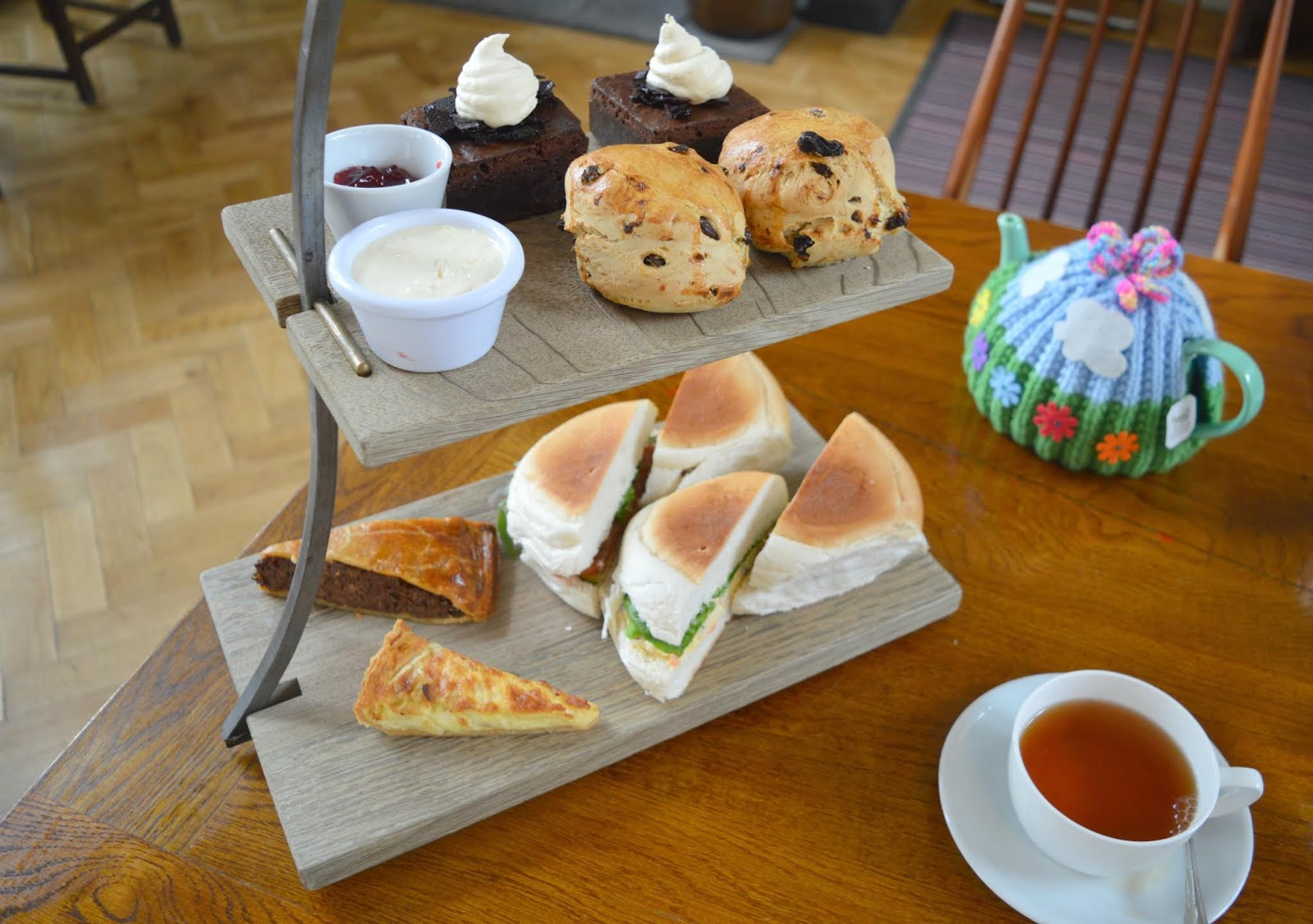St Mary's Inn Morpeth - Rustic Afternoon Tea - Review