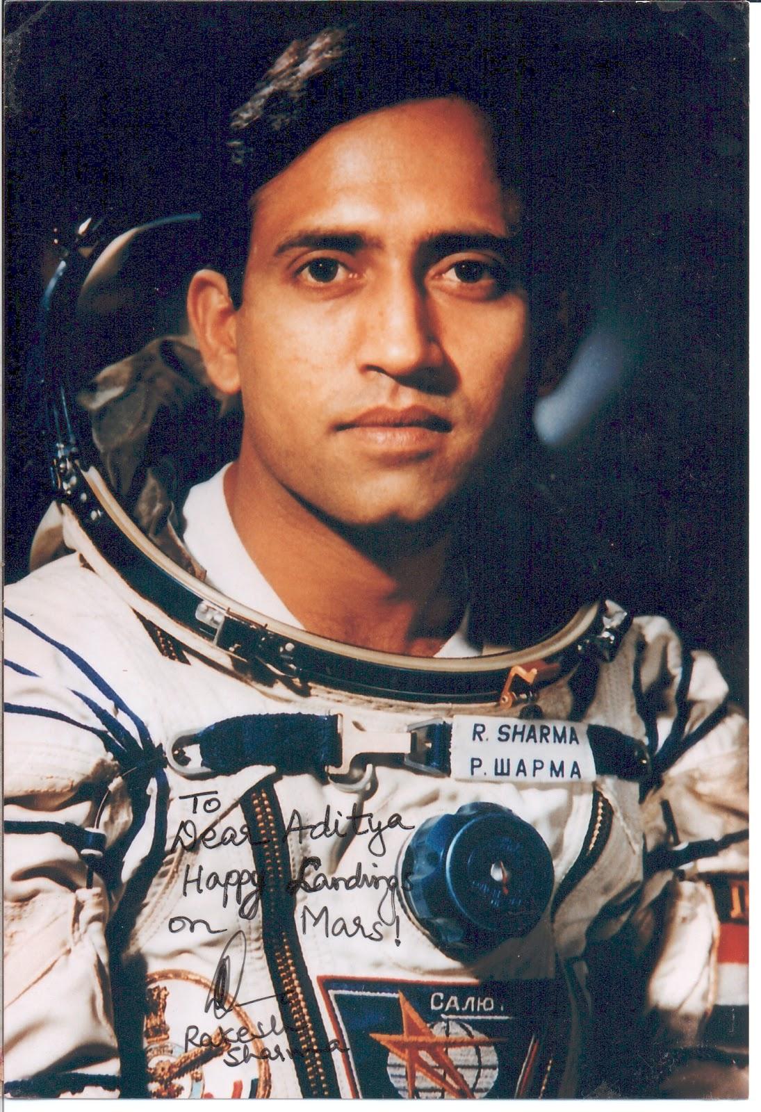 rakesh sharma moon landing images - photo #5